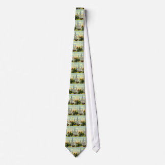 New Orleans Cathedral Tie