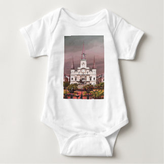 New Orleans Cathedral Tshirts