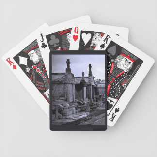 New Orleans Cemetery No. 1 Playing Cards