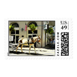 New Orleans Charm  Postage Stamp