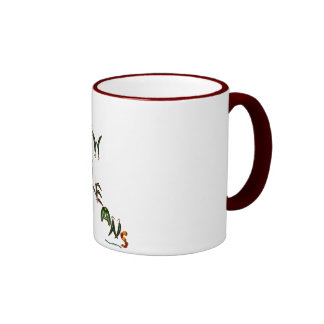 New Orleans Chili Peppers Ringer Coffee Mug