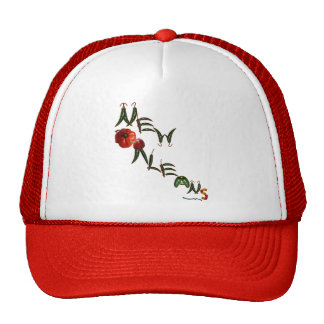 New Orleans Chili Peppers Trucker Hat