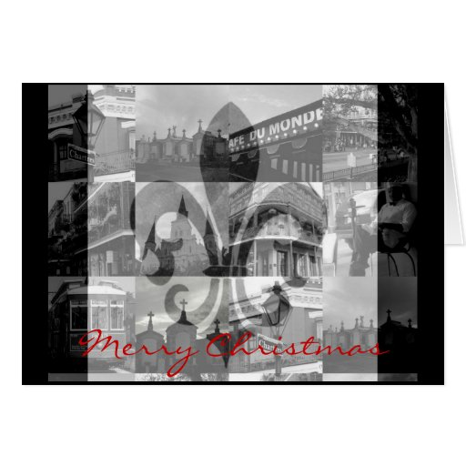 New Orleans [Christmas Card]