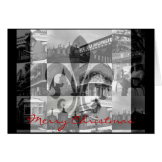 New Orleans [Christmas Card] Greeting Card