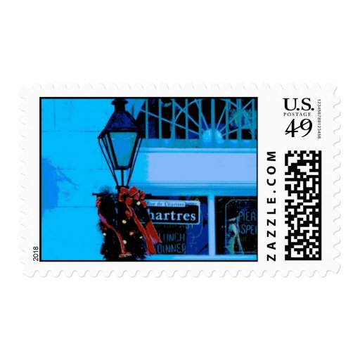 New Orleans Christmas Stamps