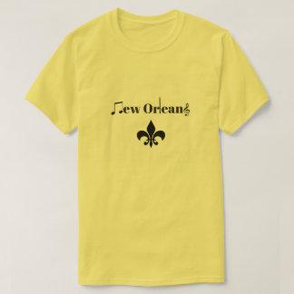 New Orleans Clarinet Jazz Music Themed Shirt