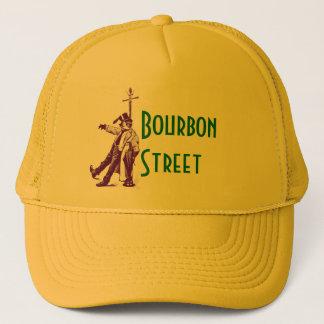 New Orleans Classic Bourbon Street Drunk Style Hat