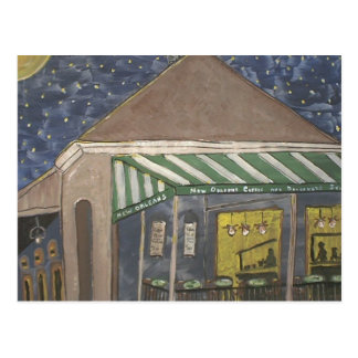 New Orleans Coffee Stand Post Cards