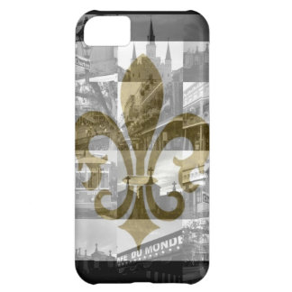 New Orleans Collage iPhone Case-Mate Case iPhone 5C Covers