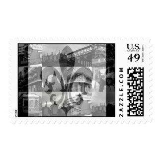 New Orleans Collage [Postage Stamps] Postage Stamps