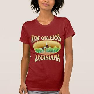 New Orleans Dark Tee Shirts