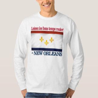 ¡New Orleans - deje el buen rollo de las épocas! Playeras