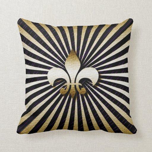 Latest Throw Pillow Designs : New Orleans Design Throw Pillow Zazzle