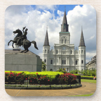 New Orleans Designs Drink Coasters