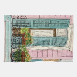 New Orleans Door Towels