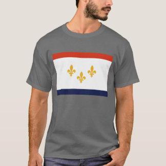 New Orleans Flag T-Shirt