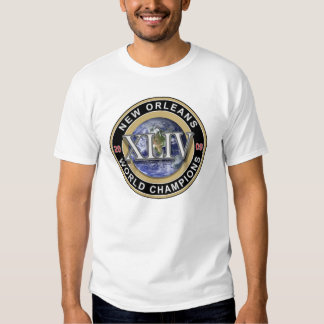 New Orleans Football World Champs 2009 T-Shirt