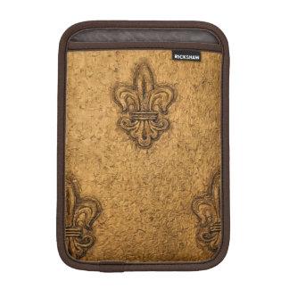 New Orleans French Fleur de Lis NOLA iPad Mini Sleeve