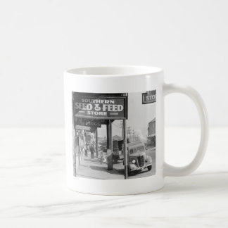 New Orleans French Market 1935 Mugs