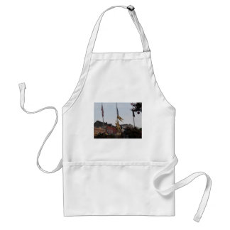 New Orleans French Quarter Adult Apron