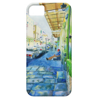New Orleans French Quarter iPhone 5 Case