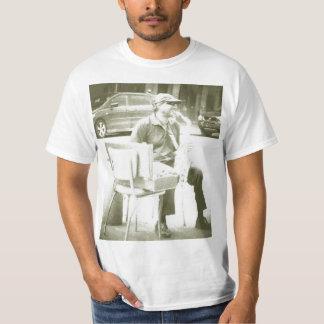 New Orleans French Quarter Musician T-shirt