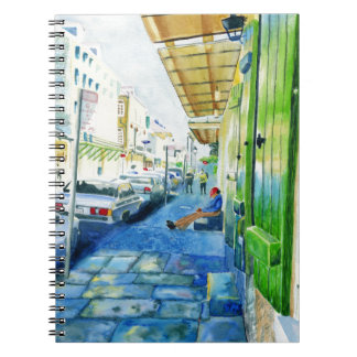 New Orleans French Quarter Notebook
