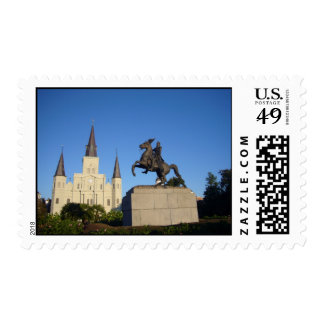 NEW ORLEANS FRENCH QUARTER POSTAGE