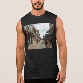 New Orleans French Quarter Sleeveless Shirt