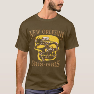 New Orleans Gris Gris Voodoo T-Shirt