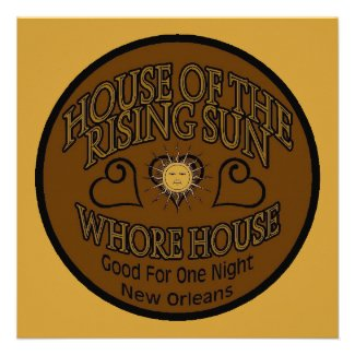 New Orleans House of the Rising Sun Tokin