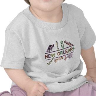 New-Orleans-ICONS- copy Tshirt
