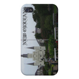 NEW ORLEANS iPhone 4/4S COVERS