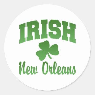New Orleans Irish Sticker