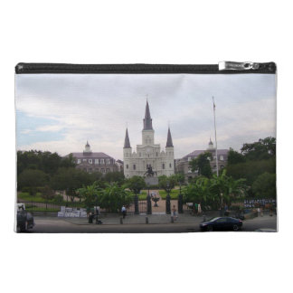 New Orleans Jackson Square Travel Accessory Bag
