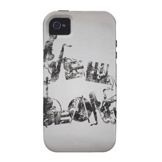 New Orleans Jazz iPhone 4 Cases
