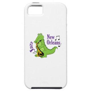 NEW ORLEANS JAZZ iPhone 5 CASE