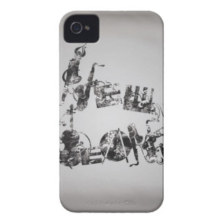 New Orleans Jazz Case-Mate iPhone 4 Cases