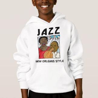 New Orleans Jazz Hoodie