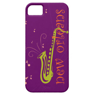 New Orleans Jazz iPhone SE/5/5s Case