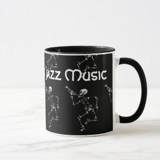 New Orleans Jazz Music 2017 Skeleton Mug