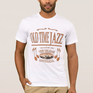 New Orleans Jazz Music T-Shirt