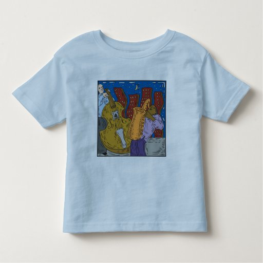 New orleans jazz toddler t shirt zazzle for T shirt printing new orleans