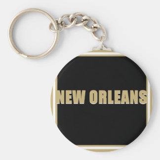 New Orleans Keychain