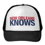 New Orleans Knows Trucker Hat