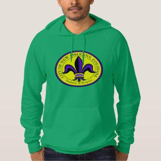 New Orleans, LA Fleur de Lis Hoodie