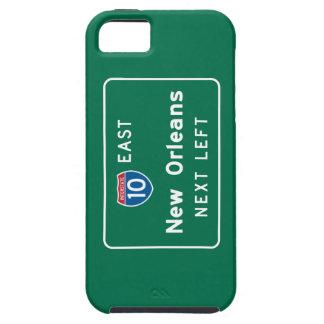 New Orleans, LA Road Sign iPhone SE/5/5s Case