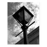 New Orleans Lamp Post Postcard