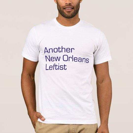 New Orleans Leftist USA-Made T-Shirt