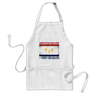 New Orleans -Let the good times roll! Apron